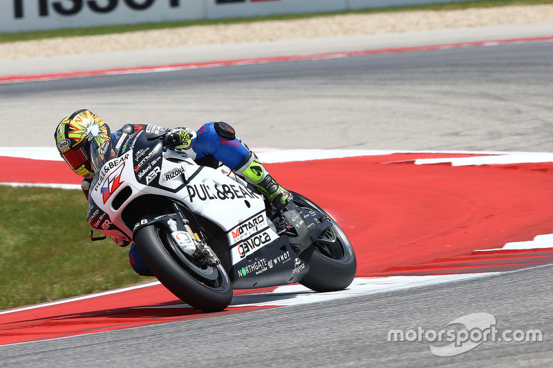 Ausfall: Karel Abraham, Aspar Racing Team