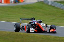 Макс Дефурни, Van Amersfoort Racing Dallara F317 – Mercedes-Benz