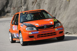 Michele Mondin, Tania Haianes Bertasini, Citroen Saxo VTS, G.R. Motorsport