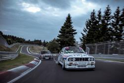 Johnny Cecotto, BMW M3 DTM und Klaus Ludwig, Mercedes 190 E DTM