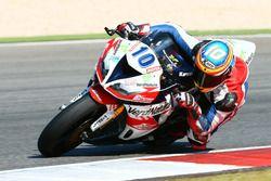 Nacho Calero, Orelac Racing VerdNatura Kawasaki