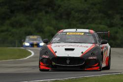 #99 JCR Motorsports Maserati GranTurismo MC GT4: Jeff Courtney
