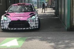 Mirko Puricelli, Matteo Magni, Citroen DS3 WRC, D-Max Swiss