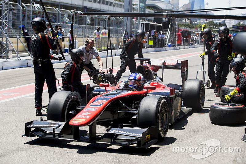 Сергей Сироткин, ART Grand Prix, Формула 2