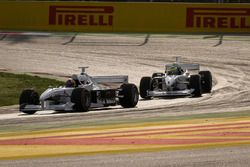 Patrick Friesacher, F1 Experiences 2-Seater driver and F1 Experiences 2-Seater passenger and Zsolt B