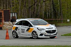 Renato Brunner, Opel Corsa OPC, Auto Eberle