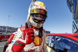 Le poleman Scott McLaughlin, Team Penske Ford
