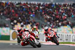 Lorenzo Savadori, Milwaukee Aprilia, Marco Melandri, Ducati Team