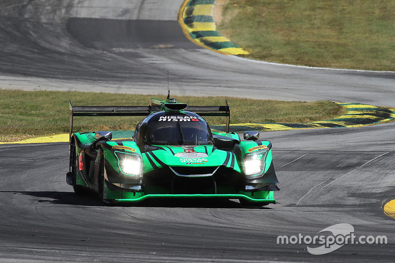 #2 Tequila Patrón ESM Nissan DPi: Scott Sharp, Ryan Dalziel, Brendon Hartley
