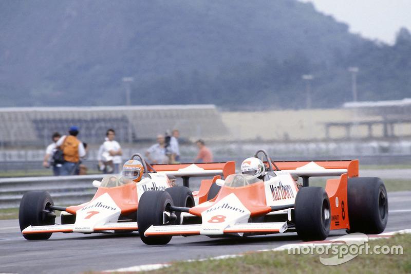 1979-1981: McLaren-Ford M29F