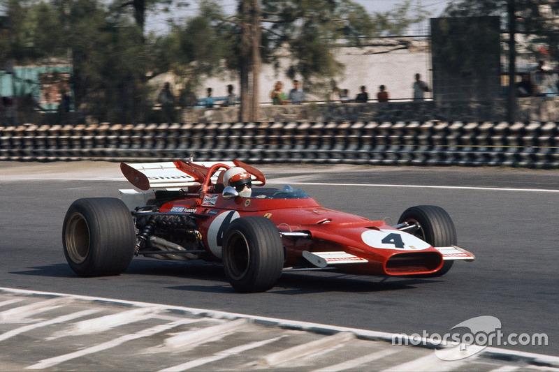 1969〜1971年:フェラーリ312B