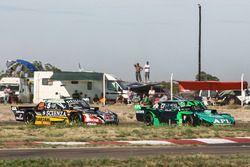 Juan Jose Ebarlin, Donto Racing Chevrolet, Facundo Ardusso, Renault Sport Torino