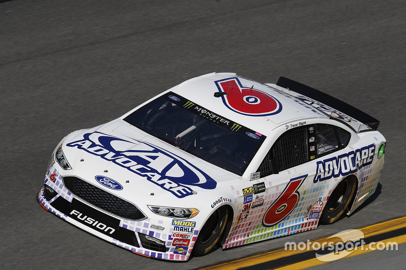 #6: Trevor Bayne, Roush Fenway Racing, Ford