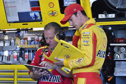 Todd Gordon, Joey Logano, Team Penske Ford
