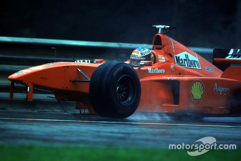 David Coulthard vs Michael Schumacher