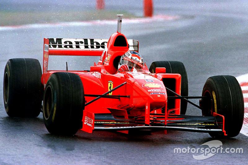 #26 GP de Belgique 1997