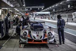 #23 United Autosports Ligier JS P3: Richard Meins, Shaun Lynn, Alex Lynn