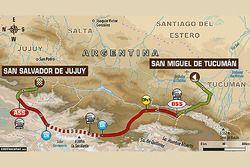 Stage 3: San Miguel de Tucuman - Jujuy