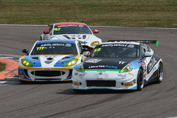 Tim Eakin, Kelvin Fletcher, UltraTek Racing, Team RJN,Nissan 370Z GT4