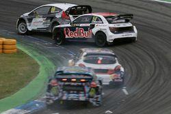Martin Kaczmarski, Ford Fiesta, Toomas Heikkinen, EKS, Audi S1 EKS RX Quattro