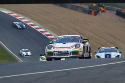 Alessandro Giovanelli, Kevin Rossel, ProSport Performance, Porsche Cayman PRO4 GT4