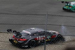 Accident de Robert Wickens, Mercedes-AMG Team HWA, Mercedes-AMG C63 DTM