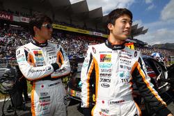 中山雄一と坪井翔/#51 JMS Lmcorsa RC F GT3