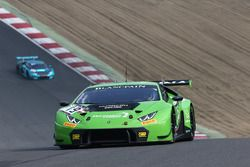 #19 GRT Grasser Racing Team, Lamborghini Huracan GT3: Ezequiel Perez Companc, Norbert Siedler