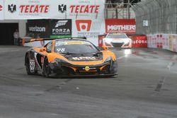 #98 K-Pax Racing McLaren 650S: Mike Hedlund