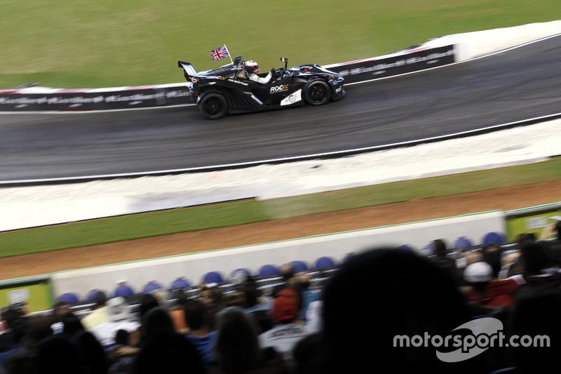 Jenson Button, KTM X-Bow Comp R