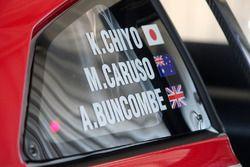 Nissan Motorsports GT-R NISMO GT3 detail