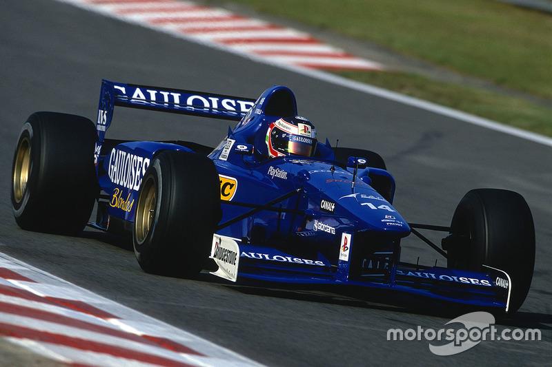 #14: Jarno Trulli, Prost, JS45