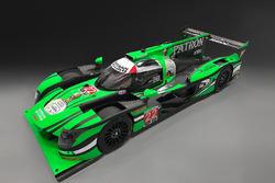#22 Tequila Patron ESM Nissan DPi: Ed Brown, Johannes van Overbeek, Bruno Senna