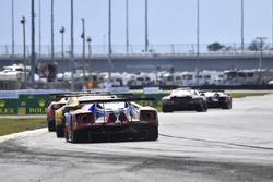 #67 Ford Performance Chip Ganassi Racing Ford GT: Ryan Briscoe, Richard Westbrook, Scott Dixon