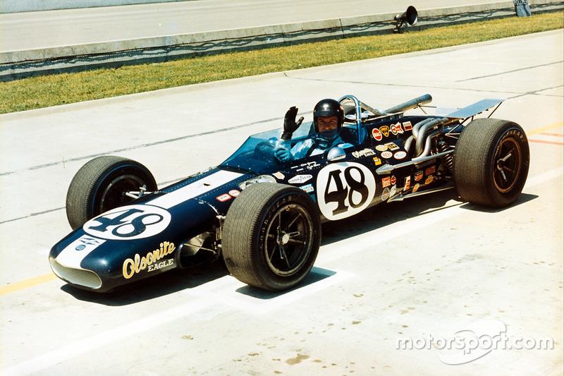 Дэн Герни на Indy 500 1968 года
