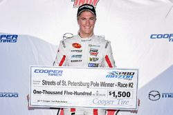 Polesitter Anthony Martin, Cape Motorsports
