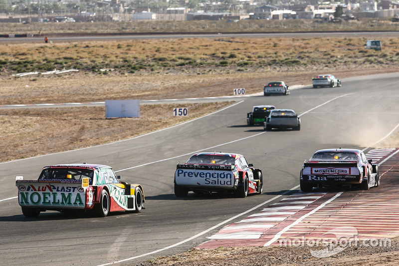 Prospero Bonelli, Bonelli Competicion Ford, Jose Manuel Urcera, Las Toscas Racing Chevrolet, Christian Ledesma, Las Toscas Racing Chevrolet