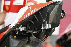 La Ducati, Ducati Team