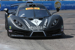 #2 Racers Edge Motorsports SIN R1 GT4: Jason Bell