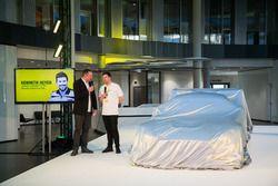 Patrick Simon und Kenneth Heyer, HTP Motorsport