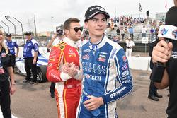 1. Colton Herta, Andretti Steinbrenner Racing; Marco Andretti
