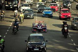 DS Virgin Racing Urban Experience