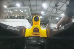 Airbox Red Bull RB13