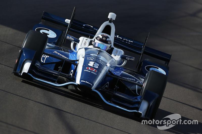 #8: Max Chilton, Chip Ganassi Racing, Honda
