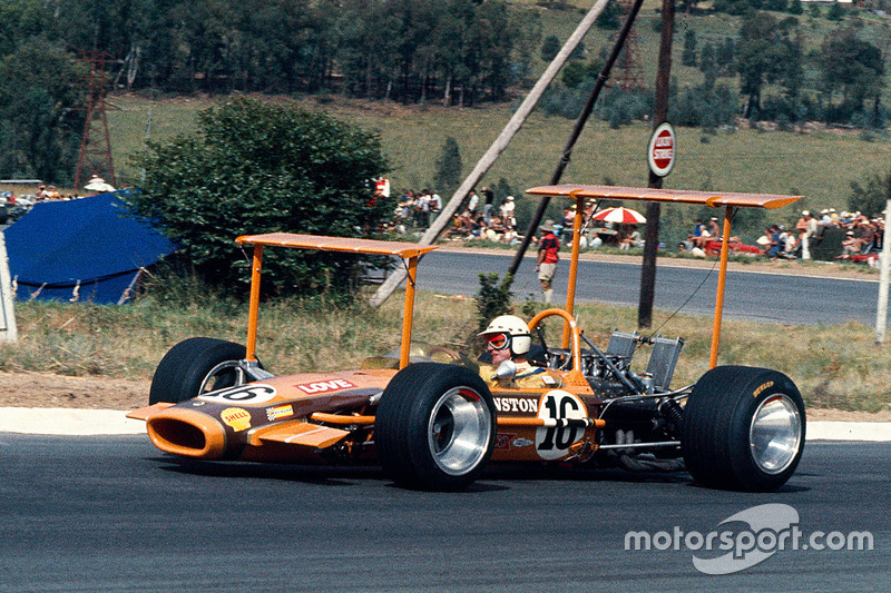 Team Gunston Lotus 49 (1969)