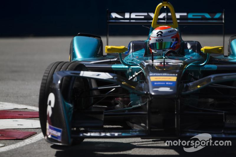 Na temporada seguinte, as coisas pareciam que mudariam novamente, com Piquet chegando em 5º em Buenos Aires, após nova mudança de nome do time, a NextEV NIO.