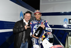 Jorge Martín, Gresini Racing Team with Fausto Gresini, Team Manager