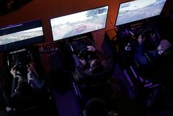Playseat di acara pengumuman DiRT 4