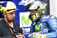 Valentino Rossi, Yamaha Factory Racing, mit Alessio