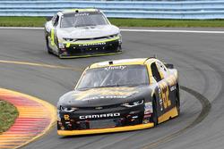 Brendan Gaughan, Richard Childress Racing Chevrolet, William Byron, JR Motorsports Chevrolet